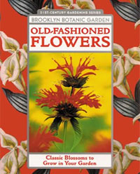 Old Fashioned Flowers book cover