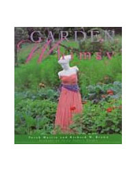 Garden Whimsey book cover