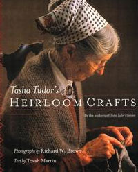 Tasha Tudor's Heirloom Crafts book cover